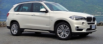 BMW F15 X5 Test Drive by Autoblog [Photo Gallery]