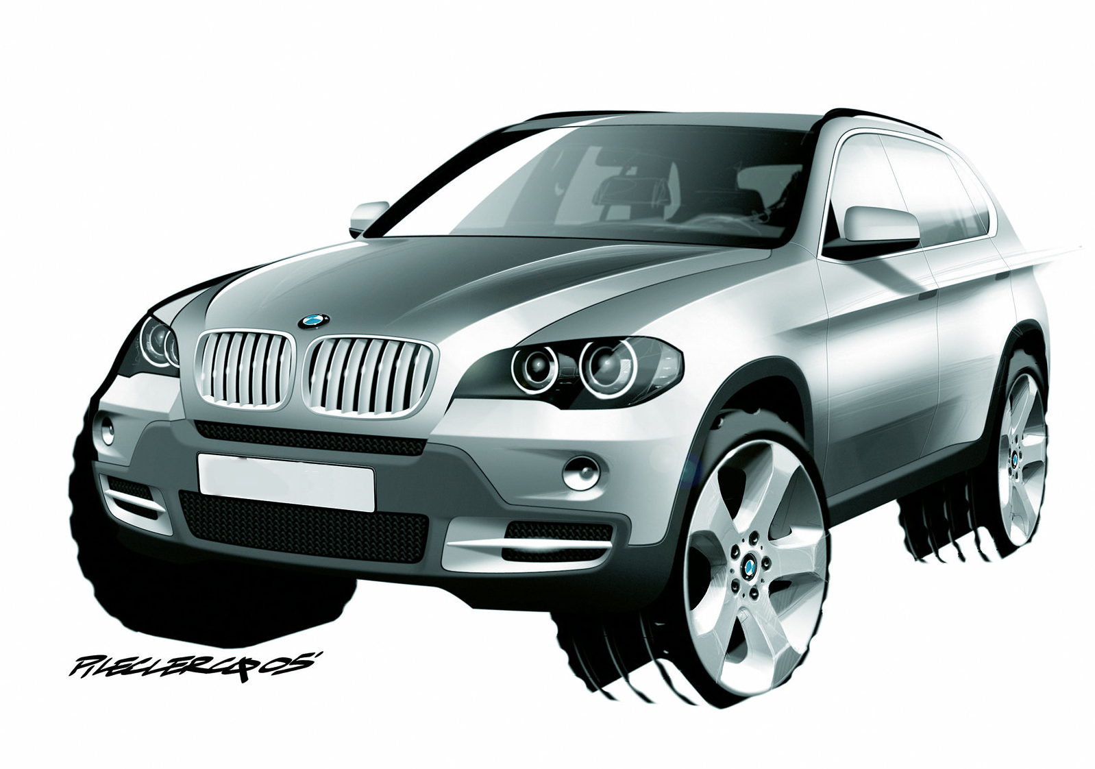 Bmw F17 X7 In The Works Autoevolution