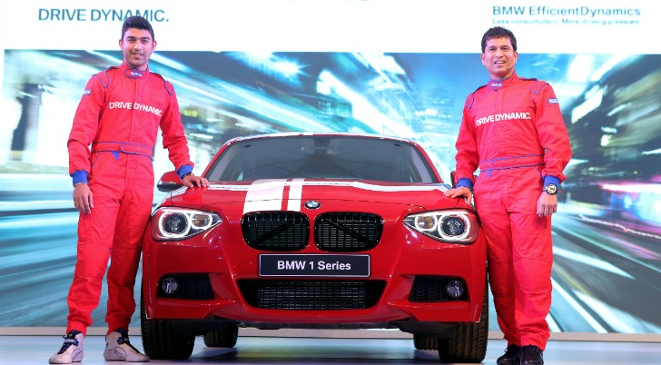 BMW F20 1 Series Launched in India, Starting at $32,000