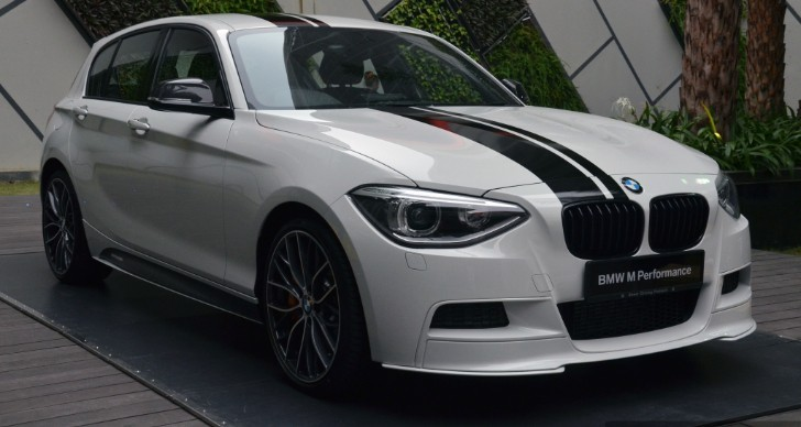 BMW F20 1 Series Launched in Malaysia [Photo Gallery]