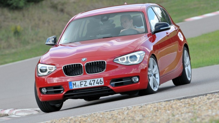 BMW F20 1 Series Rumored to Be Launched in India in August