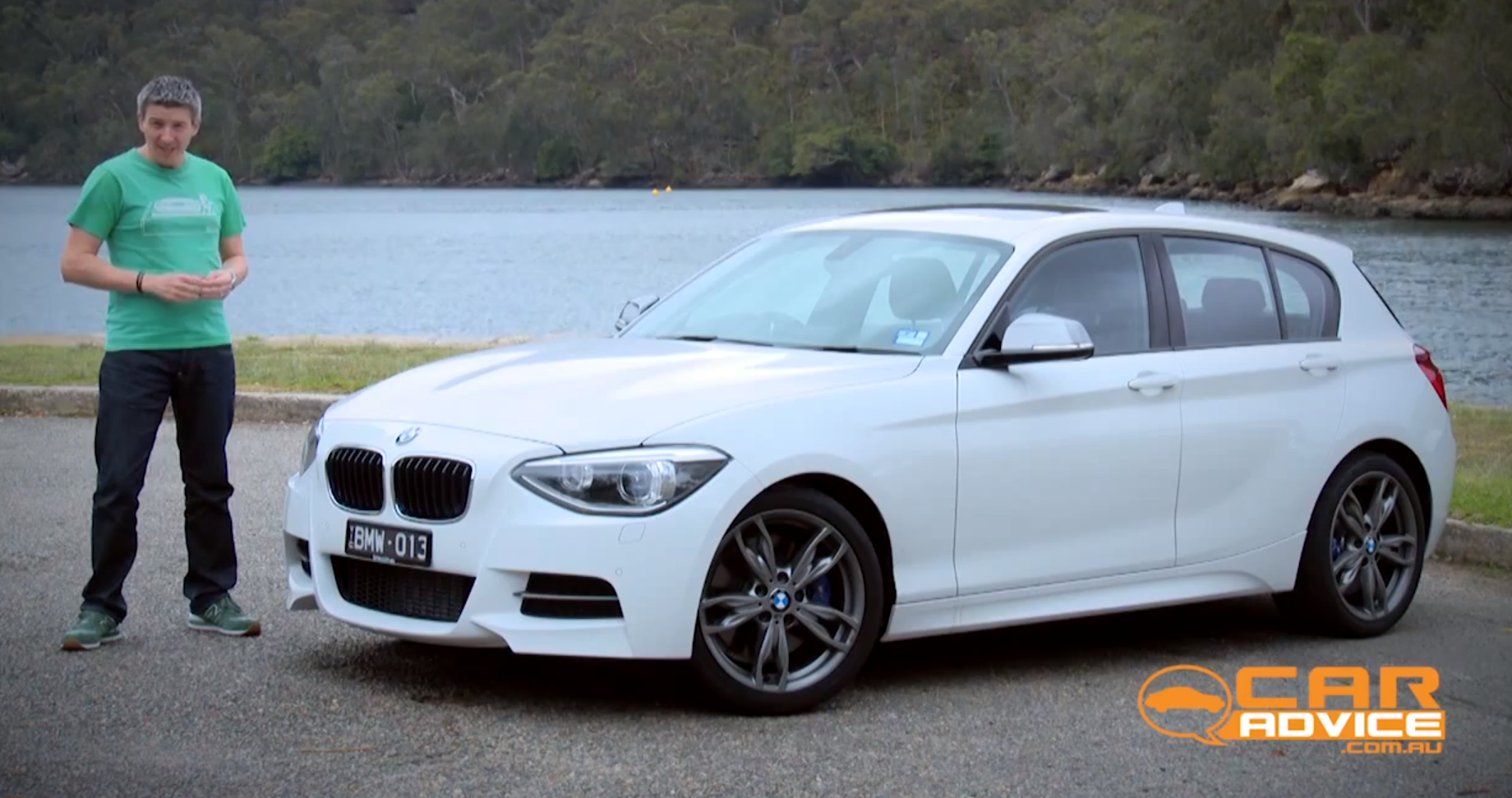 Bmw f20 m135i review by car advice autoevolution 6 photos asfbconference2016 Images