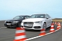 BMW F20 M135i xDrive vs Audi S3 Comparison