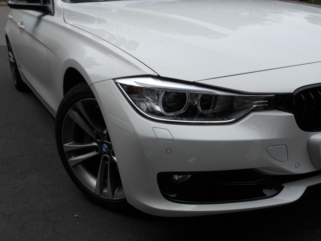 Bmw F30 3 Series Front Bumper Reflector Removal Change Diy