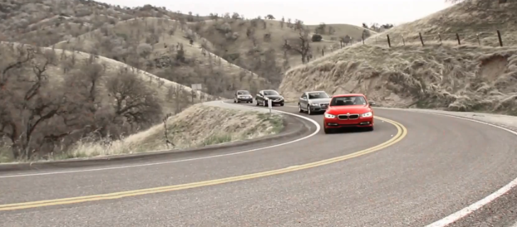 BMW F30 3 Series Makes Car and Driver's Top 10 List for 2013 [Video]