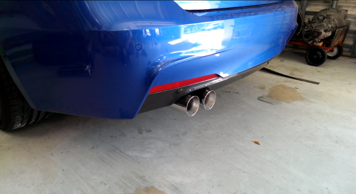 BMW F30 328i with Active Autowerke Signature Exhaust [Video]