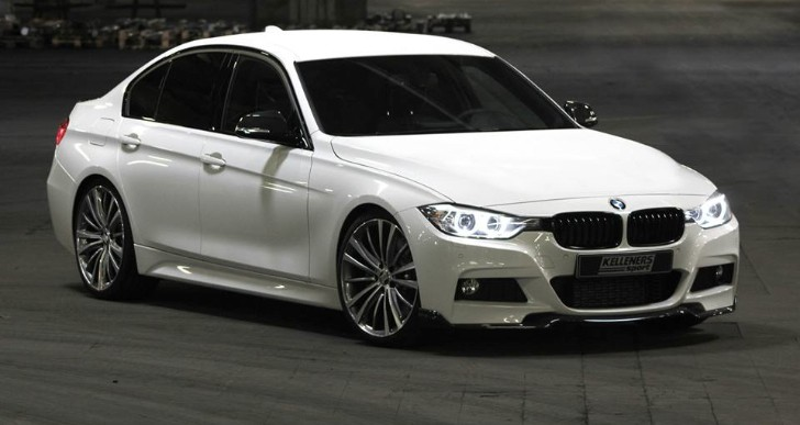 BMW F30 330d Kelleners Sport Review [Video]