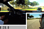 BMW F30 335i Goes for a Lightning Lap [Video]