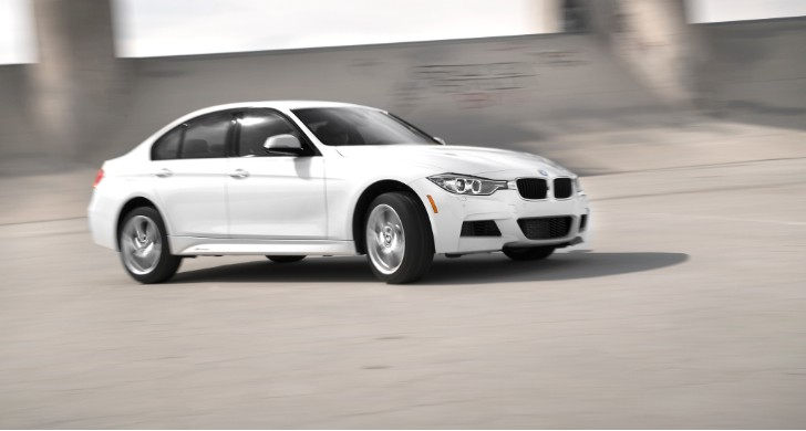 bmw f30 335i with m performance power kit is as fast as a. Black Bedroom Furniture Sets. Home Design Ideas