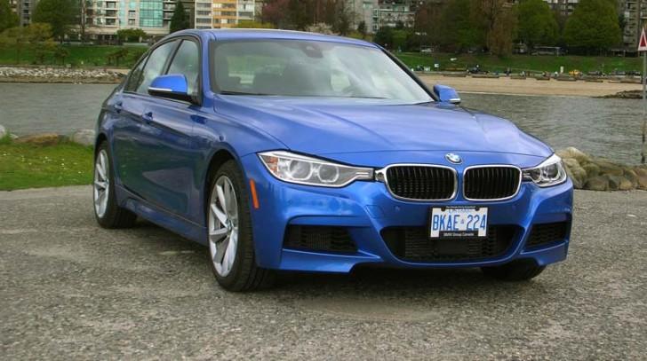 BMW F30 335i xDrive M Sport Review by Autos ca - autoevolution