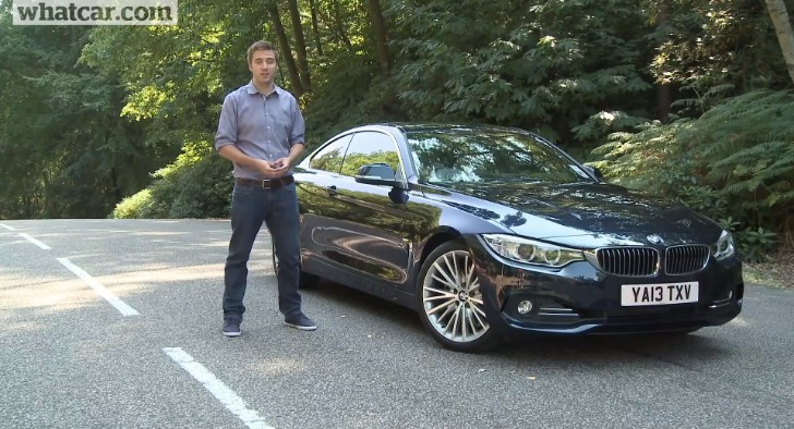 BMW F32 4 Series Coupe Review by What Car [Video]