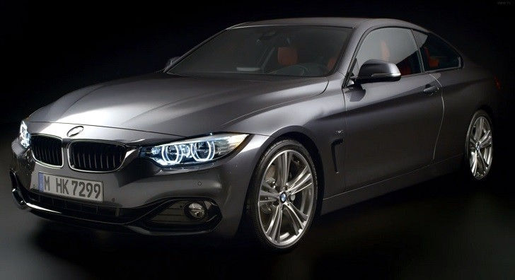 BMW F32 4 Series Design Explained by Karim Habib [Video]