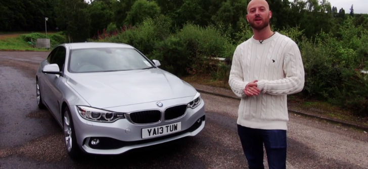 BMW F32 420d 3 Day Test Drive by Auto Express [Video]