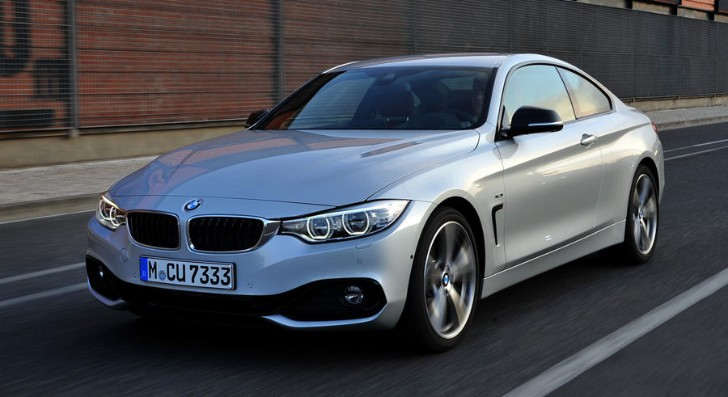 BMW F32 435i Coupe First Drive by auto motor und sport