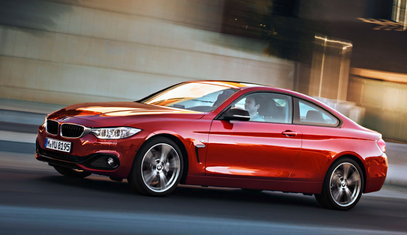 BMW F I Coupe Review By CAR Magazine Autoevolution - Bmw 4351 coupe