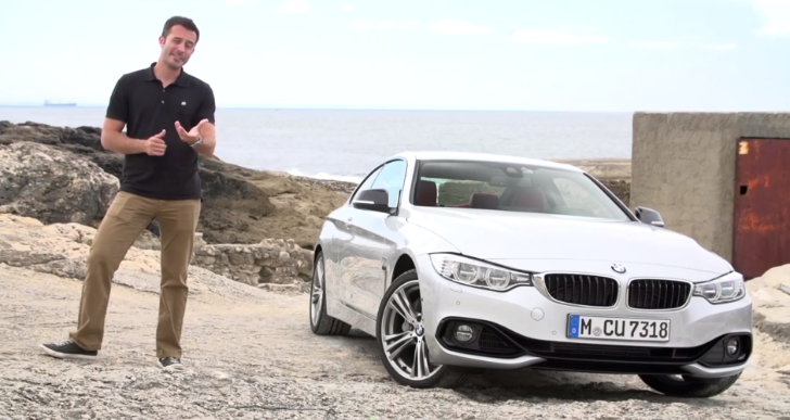BMW F32 435i Review by MotorTrend [Video]
