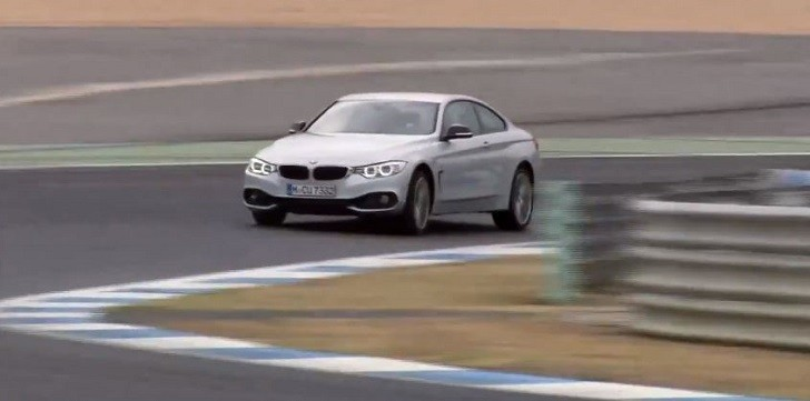 BMW F32 435i Test Drive by Chris Harris