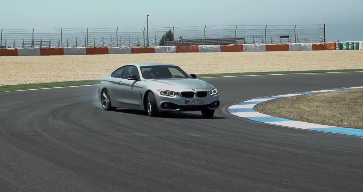 BMW F32 435i Tested on Track by Chris Harris [Video]