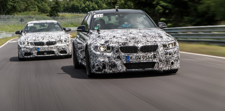 BMW F80 M3 and F82 M4 Technical Specs Unveiled