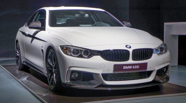 BMW F82 M4 Will Debut at the Detroit 2014