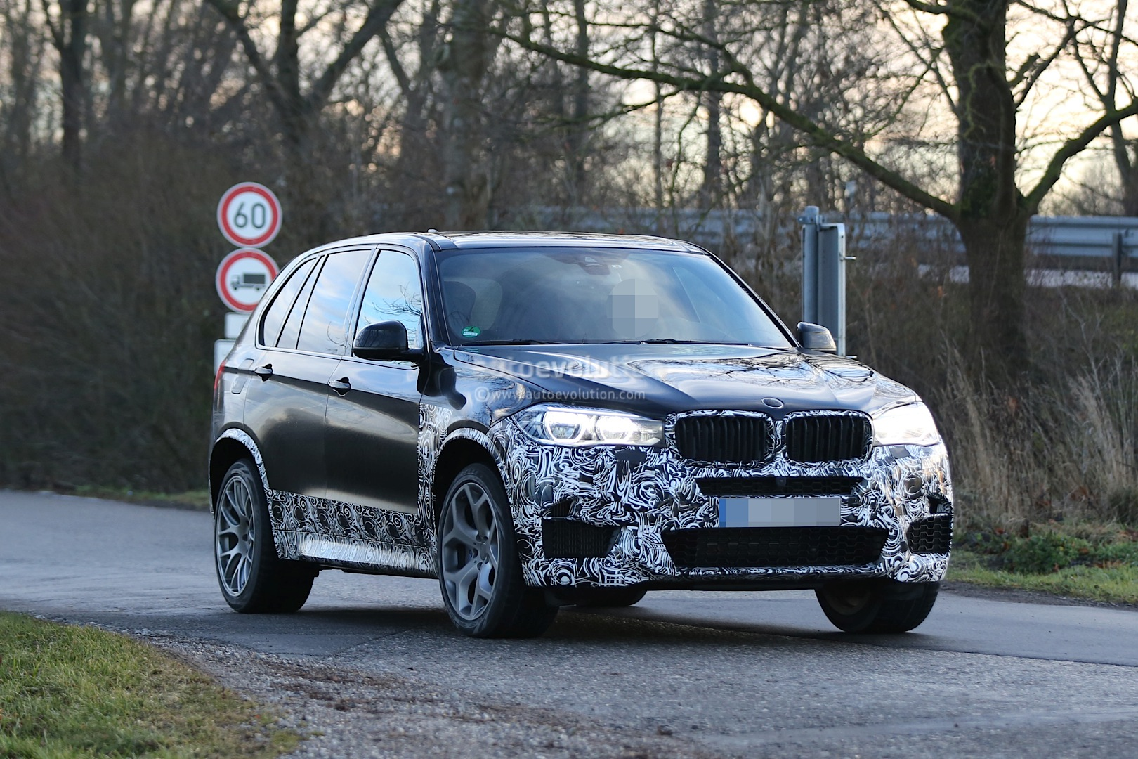 Bmw F85 X5 M And F86 X6 M To Debut At La Auto Show