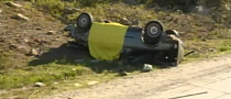 BMW Filled With Marijuana Crashes after Police Chase [Video]