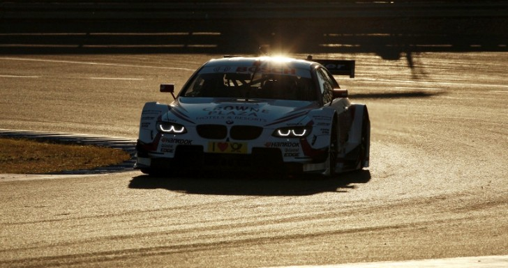 BMW Finishes Extensive DTM Testing Session in Jerez, Spain [Photo Gallery]