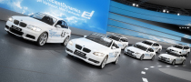 BMW Frankfurt Auto Show Line-Up