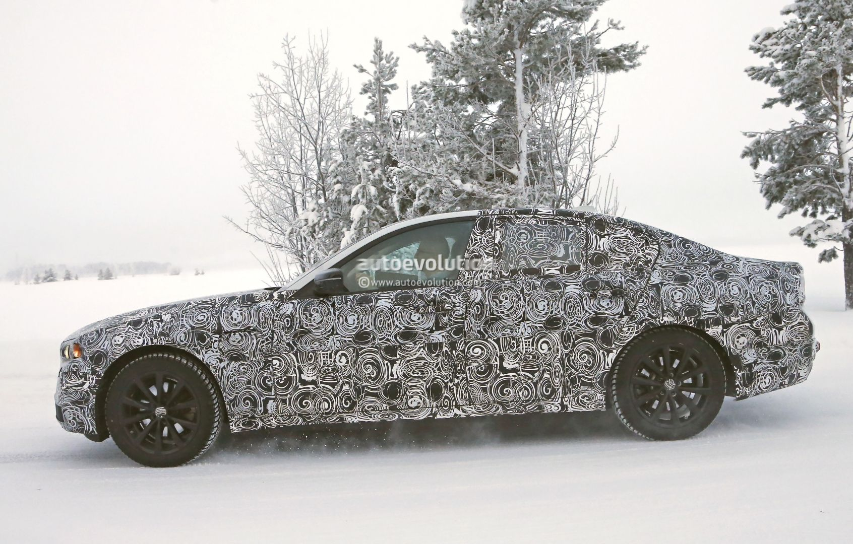 BMW G30 5 Series Could Debut at 2017 Detroit Auto Show