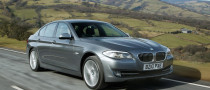 BMW Gets Manufacturer Award at 2011 Fleet World Honours