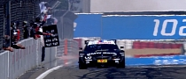 BMW Gets Second DTM Season Win at the Nurburgring [Video]