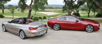 UK Preview of new BMW 6-Series at 2011 Salon Prive