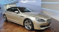 New BMW 6-Series Cabrio