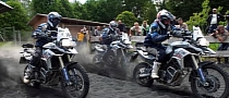 BMW GS Trophy 2014 Italian Team Confirmed