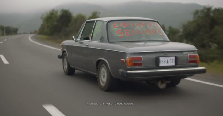 BMW Has a Car and a Commercial for Every Occasion [Video]