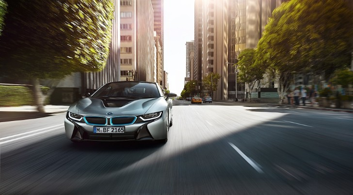 BMW i Cars Will Not Receive the M Treatment - Report