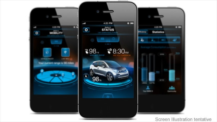 BMW i Genius Phone Service Is a Lot Like iPhone's Siri