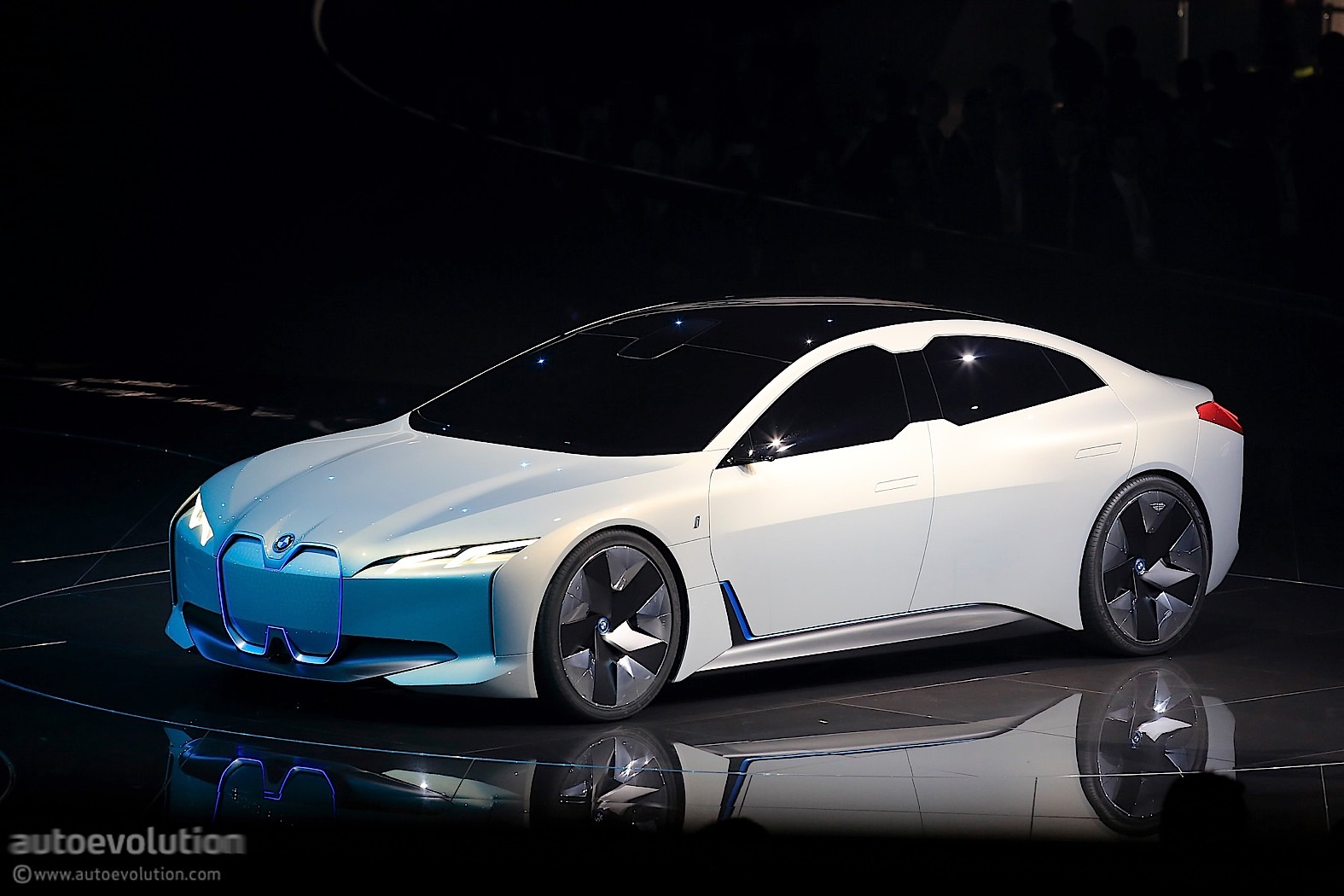 BMW i Vision Dynamics Previews a Future Tesla Model 3 ...