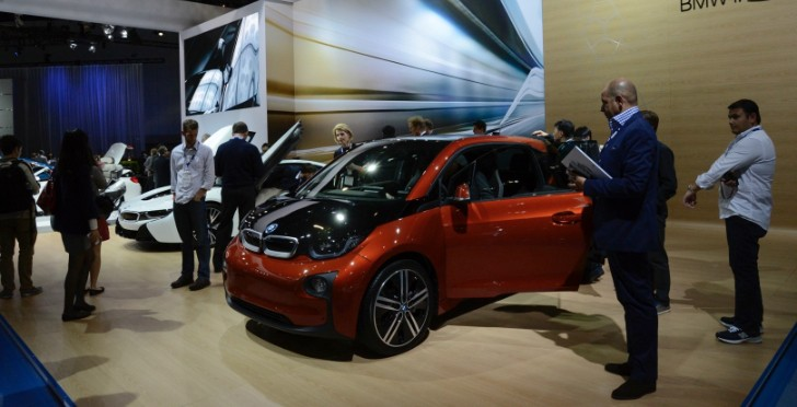 BMW i3 and i8 Make their North American Debut at 2013 LA Auto Show