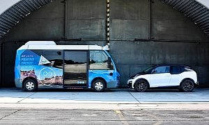 BMW i3 Batteries and Motors to Power Karsan Jest City Buses