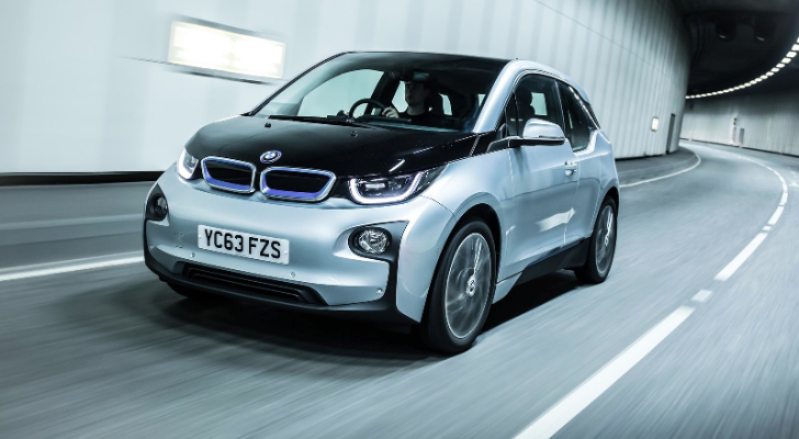 BMW i3 Configurator Goes Live on US website