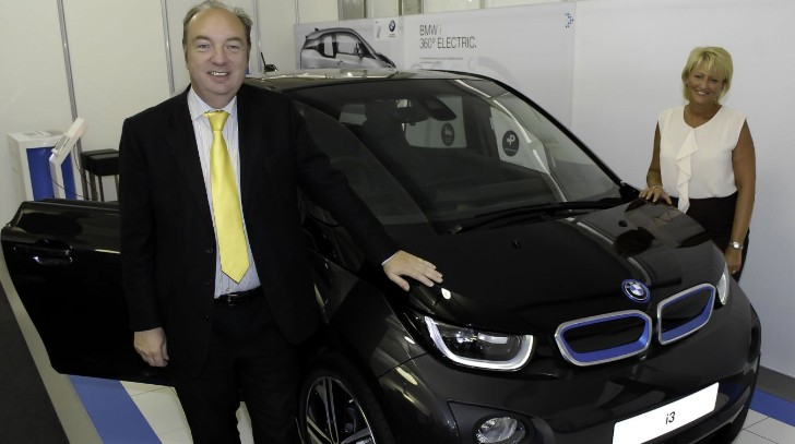 BMW i3 Eligible for £5,000 OLEV Grant in the UK