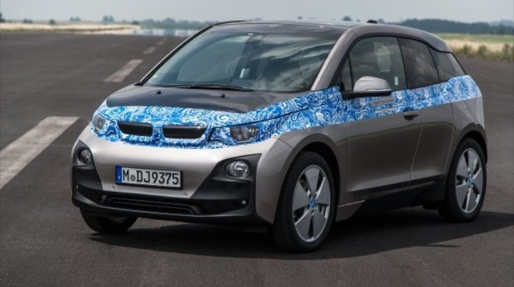 BMW i3 EU Pricing Released, Starts at €34,950 in Germany