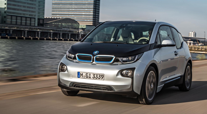 BMW i3 First Drive Review by Autocar