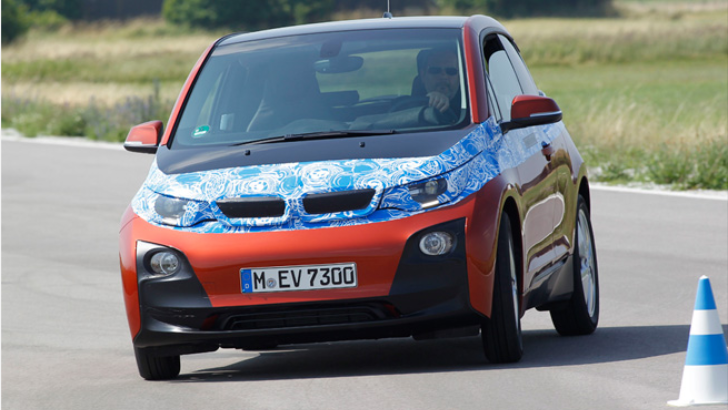 BMW i3 First Drive Review by WhatCar