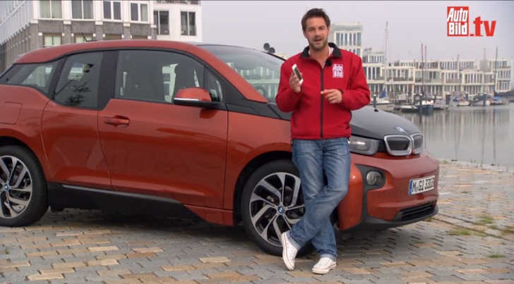 BMW i3 First Test by Auto Bild [Video]
