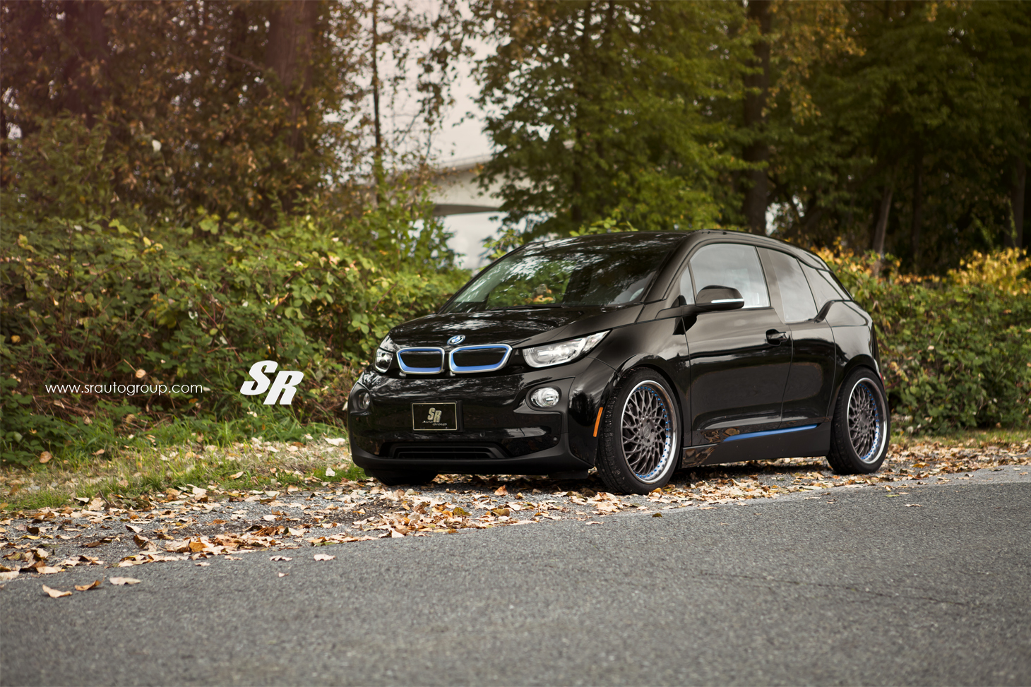 Custom Bmw I3 >> Bmw I3 Gets Tuned This Time It S For Real Autoevolution