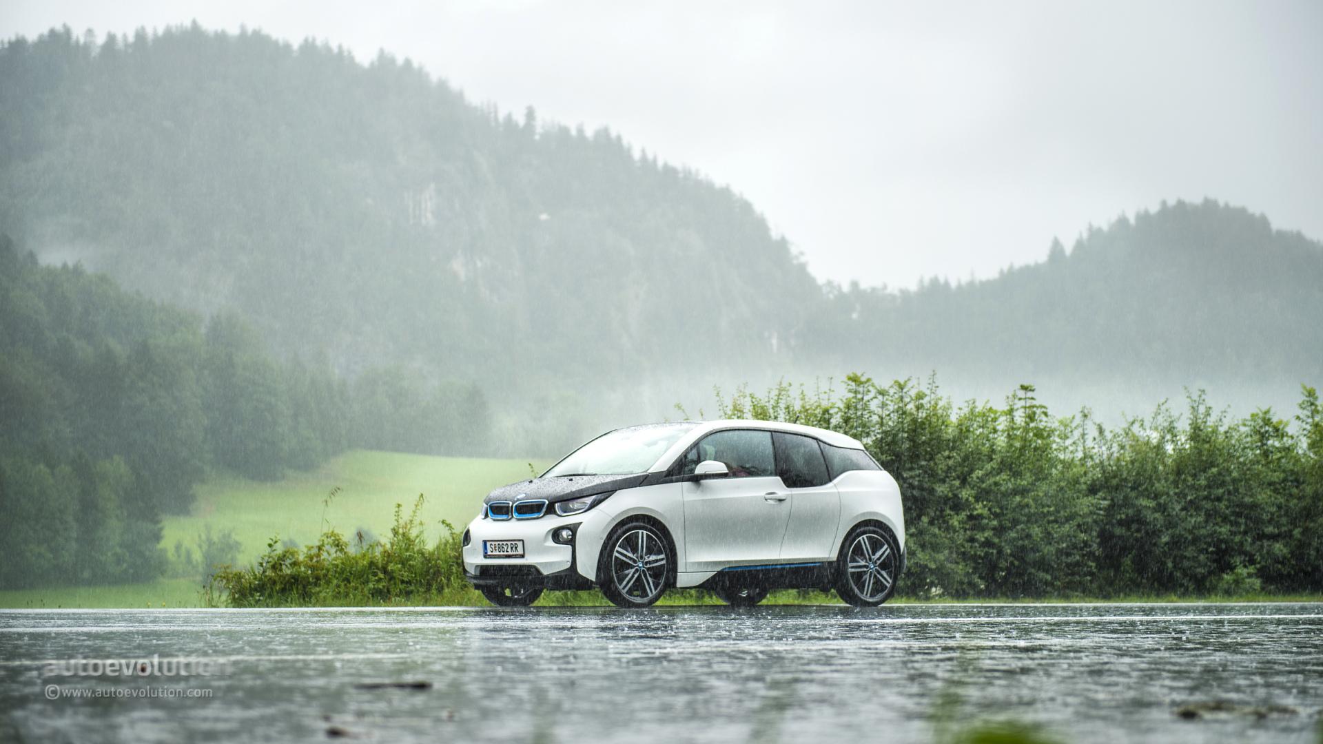 BMW i3 HD Wallpapers - autoevolution