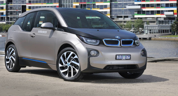 BMW i3 Launched in Australia