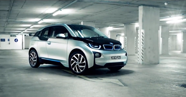 BMW i3 Looks Cool in Company's Newest Clip [Video]